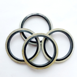"1"" Stainless Steel Rubber NBR Bonded Seals/bonded Seal Washer"