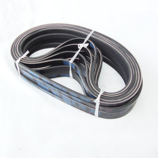 Double Side Pk Belts Type Rubber V Belt