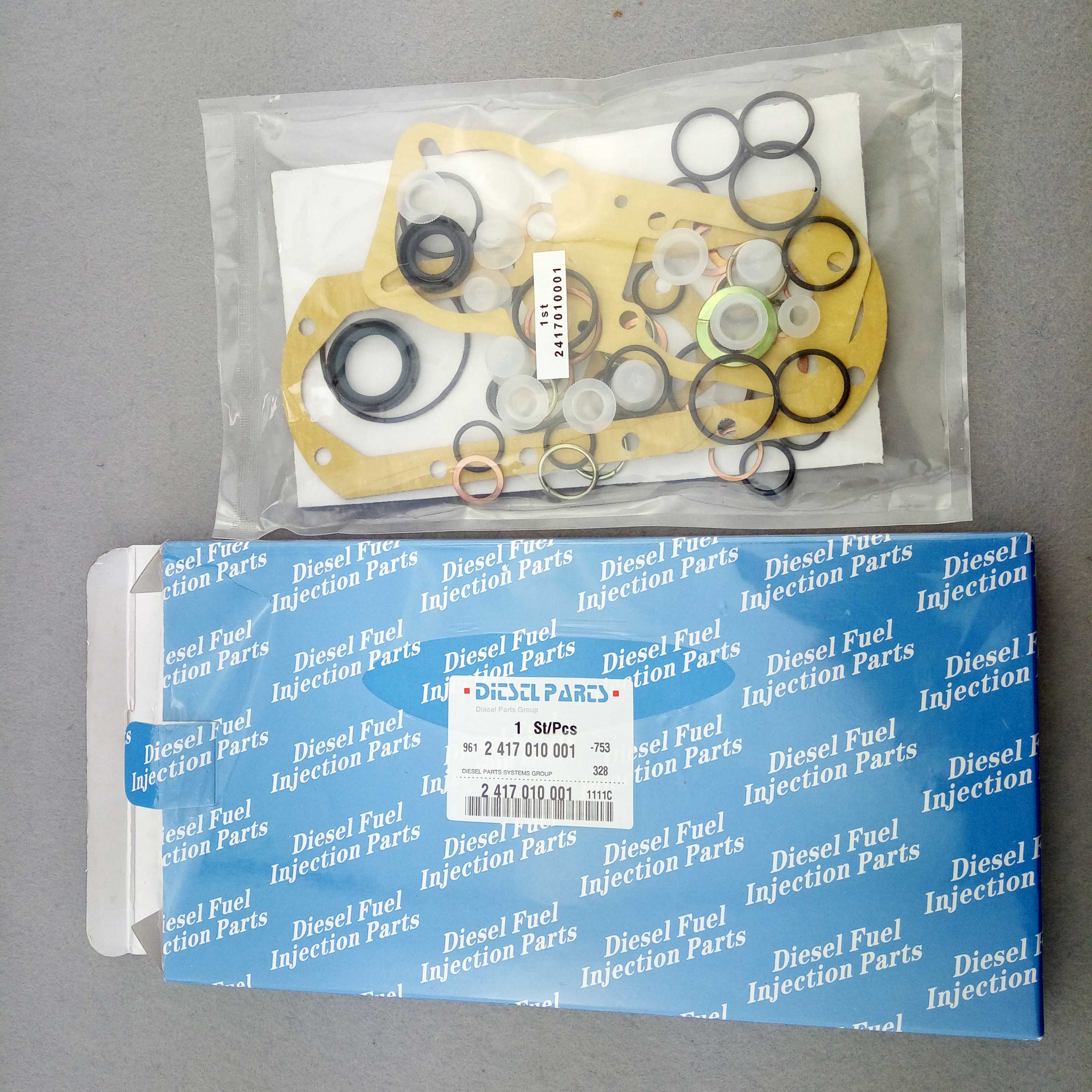 diesel fuel injection parts repart kit oe:2417010001