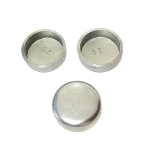 20MM Iron+White Zinc Freeze Plug Thickness 1.5MM