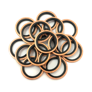 18MM Copper Composite Gasket